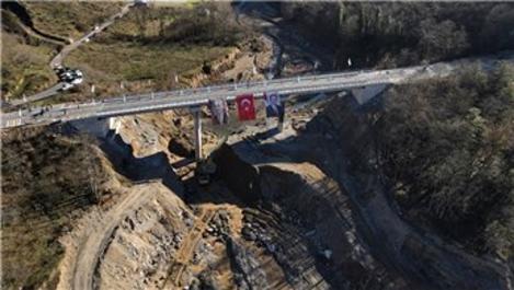 Bakan Karaismailoğlu, Altı Şehitler Köprüsü'nün açılışını yaptı