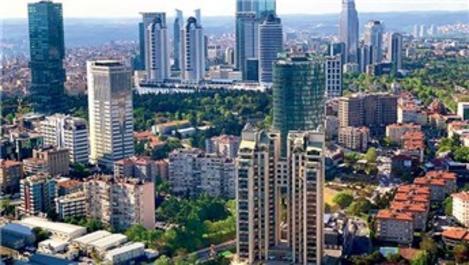 Dünyada konut fiyatları en çok Türkiye'de arttı