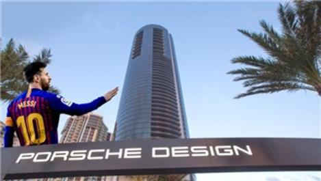 Messi, Miami Porsche Design Tower'dan ev aldı!