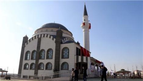 Elazığ Yazıkonak TOKİ Camisi ibadete açıldı!