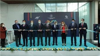 Türkiye'nin 6. AVM kütüphanesi Vega İstanbul AVM'de açıldı