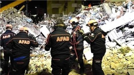 AFAD, 2020'de 33 bin 821 depremi değerlendirdi