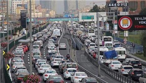 Trafiğe katılan yeni araç sayısı hızla artıyor!
