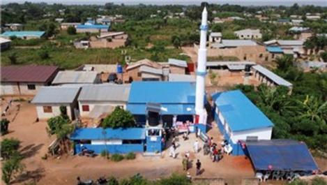 Cansuyu Derneği, Benin'de 3 külliye inşa etti