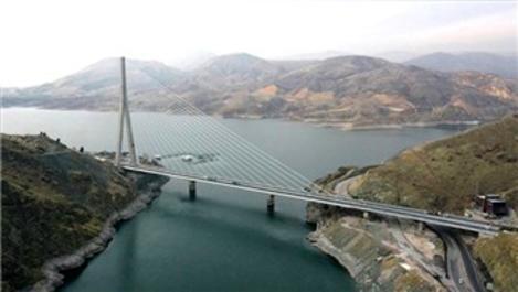 İşte rakamlarla Kömürhan Köprüsü!
