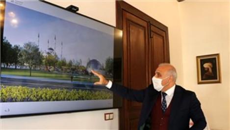 Trabzon Planetaryum ve Bilim Merkezi 2022'de açılacak