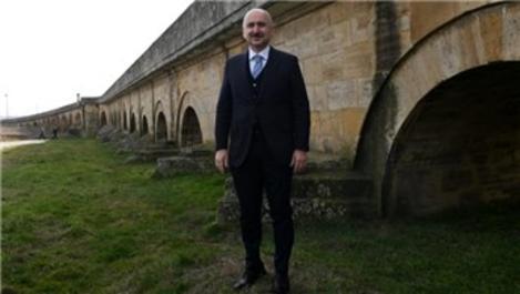 'Tarihi köprüler turizme kazandırılıyor'
