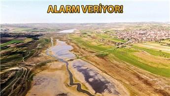 İstanbul'da suyun yüzde 80'i kurudu!