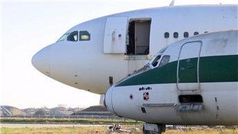 Atatürk Havalimanı'ndaki uçaklar ihaleye çıktı!