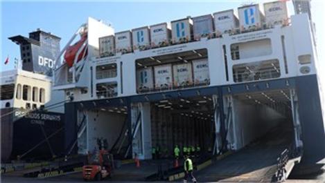 AFAD, Hırvatistan'a 100 yaşam evi konteyner gönderdi