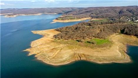 Ömerli Barajı'nda su seviyesi kritik seviyede!