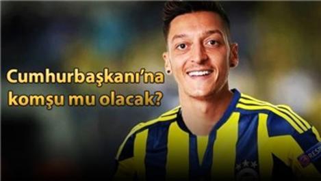 Mesut Özil'in İstanbul'da oturacağı ev belli oldu!