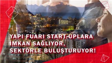 Yapı Fuarı–TurkeyBuild Istanbul, 1–4 Nisan'da TÜYAP'ta!
