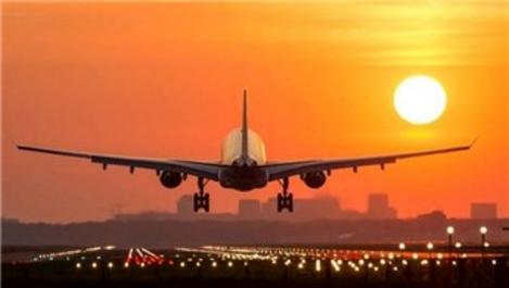 Hava yoluyla 2020'de 82 milyon yolcuya hizmet verildi