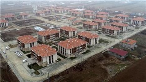 Elazığ'da 3 bin konutun kura çekilişi yapıldı