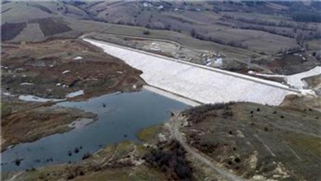 Fındıcak Barajı ile 8 bin 850 dekar tarım arazisi sulanacak