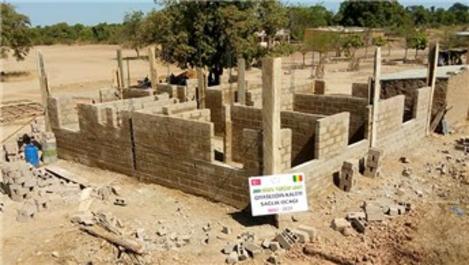 İHH, Mali'de 4 cami ve 3 sağlık ocağı inşa edecek