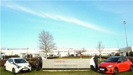 Çekya'daki Kolin fabrikası Toyota'nın oldu