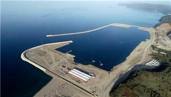 Filyos Limanı'nda çalışmaların yüzde 99,5'i tamamlandı
