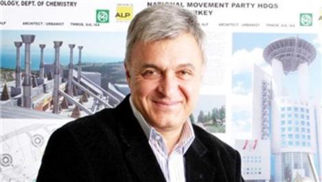 Mimar Prof. Dr. Ahmet Vefik Alp vefat etti!