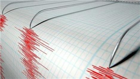 Denizli'de 4.0 büyüklüğünde deprem!