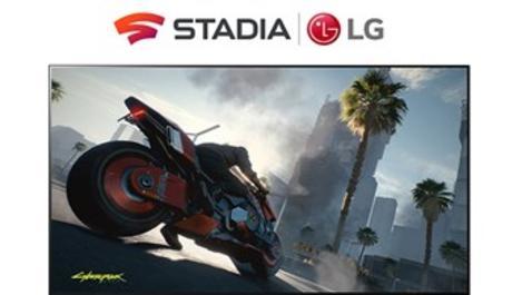 LG Smart TV'ler Stadia oyun deneyimi sunacak