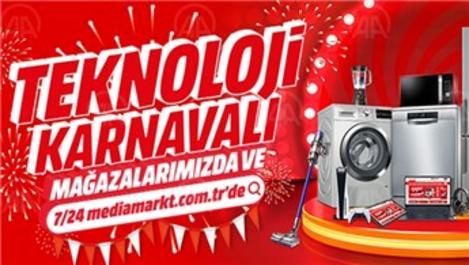 MediaMarkt'ta 'Teknoloji Karnavalı' başladı