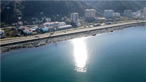 Rize Şehir Hastanesi deniz dolgusu üzerine yapılacak