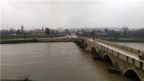 Tunca Nehri için 'sarı alarm' verildi