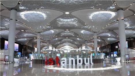 İstanbul Havalimanı 'dünyanın en iyi havalimanları' adayı oldu