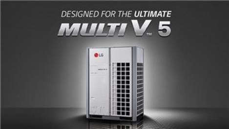 LG Multi V'den yüzde 21'e varan enerji verimliliği