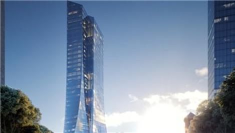 Azerbaycan Merkez Bankası binası Tekfen'e emanet