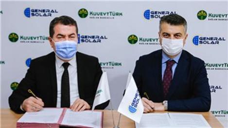 Kuveyt Türk ile Generalsolar'dan yeni iş birliği!