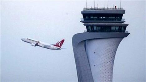 İstanbul Havalimanı, Frankfurt'a 5 milyon fark attı