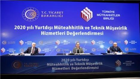 Türk müteahhitler yurt dışında rekora koşuyor!