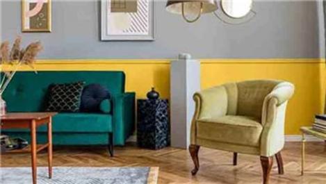 Bi'Boya'dan yılın trend renkleri: Gri ve sarı!