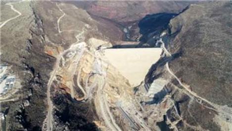 Silvan Barajı 23 Ocak'ta açılıyor