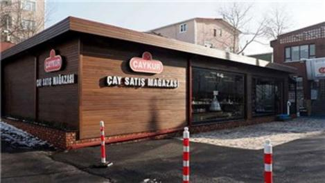 Çaykur Çay Satış Mağazaları'nın altıncısı İstanbul'da açıldı