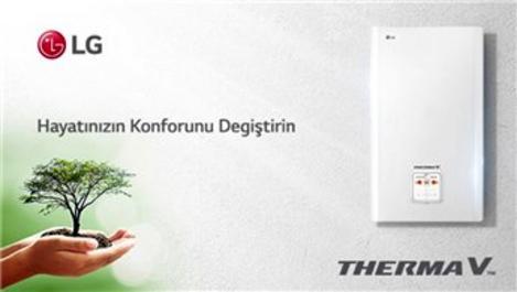 LG Therma V ile ısınmaya çevre dostu çözüm