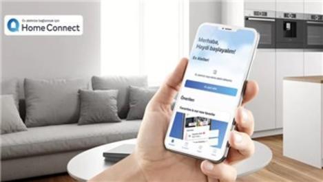 Bosch Home Connect ile kontrol sizde!
