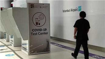 İstanbul Havalimanı'nda antikor ve antijen testi dönemi başladı