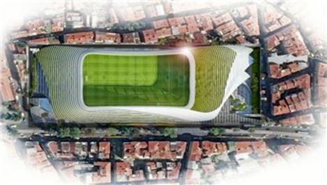 Fatih Karagümrük'e yeni stadyum geliyor!
