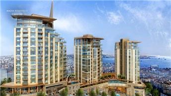 Megakent İstanbul'un en pahalı 1+1 daireleri!