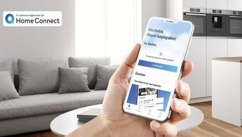 Bosch Home Connect ile kontrol sizde!