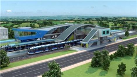 Gaziantep Gaziray elektrikli tren seti için imzalar atıldı!