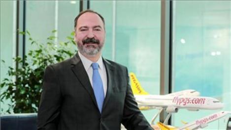 Pegasus Genel Müdürü Nane'ye IATA büyük onur!