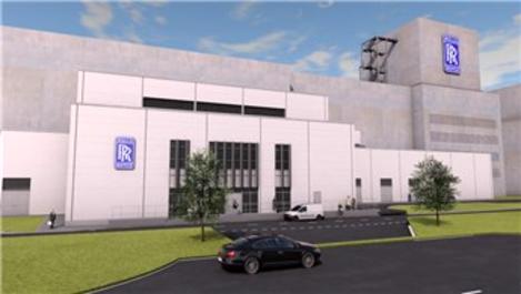 Rolls-Royce en büyük test merkezini İngiltere'de açıyor!