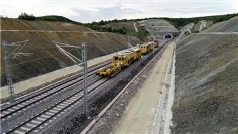Ankara-Sivas YHT hattında testler başladı!