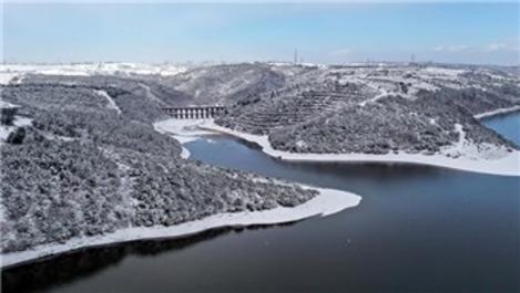 İstanbul barajlarında su seviyesi yüzde 32,78'e yükseldi
