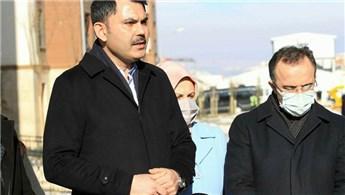 """""""Elazığ-Malatya'da ülkenin en büyük dönüşüm projesine başladık"""""""